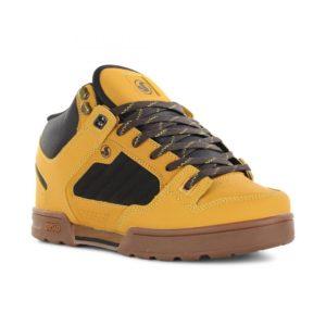 DVS Shoes Militia Boot – Tan Chamois Leather
