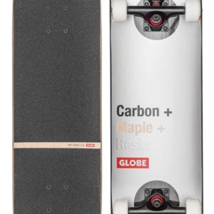 Globe Globe G3 Bar Impact/Silver Skateboard Complete 8.125″