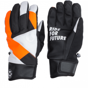 Gloves Malt Neon Orange Picture