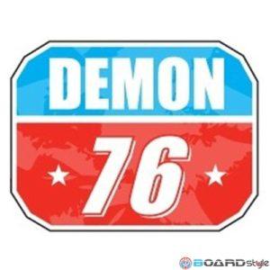 Pad Stomp x tavola da Snowboard Demon DS6020 mod. Diamond Plate Demon 76