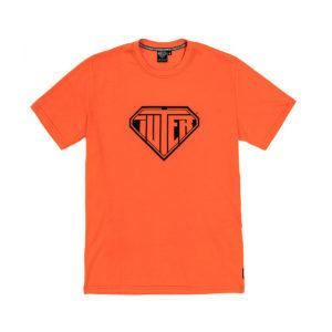 Logo Tee Orange IUTER