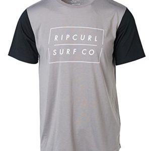 Rip Curl Classico Tee Grey Flannel