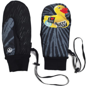 NEFF CHARACTER MITT WASHED DUCKY