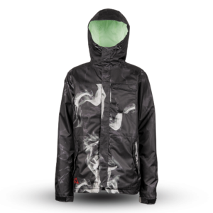 Nitro shapers jacket haze snowboard fw 2019
