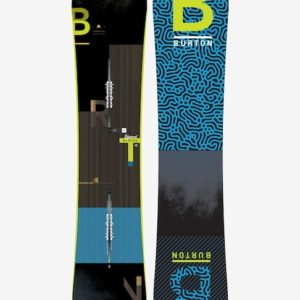 Burton Ripcord 156W – Snowboard for Men – Multicolor 2019