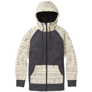 Burton Felpa Crown Bonded FZ canvas bogolanfini Donna