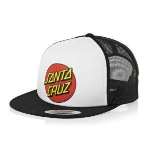 Santa Cruz Cappello Santa Cruz Classic Dot Mesh Trucker