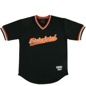 "High School"" baseball jersey"
