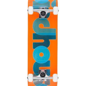 Skateboard set completo Birdhouse Opacity – 8 Inch Arancio