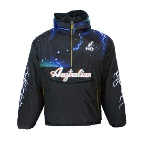 Australian Hardcourt Anorak Jacket