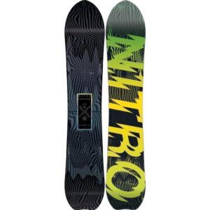 Nitro Dropout 156 Snowboard