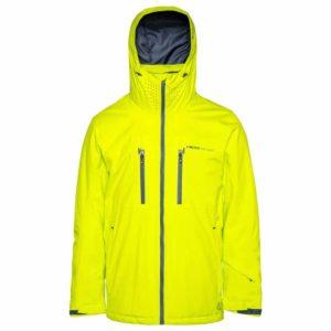 Protest Clavin 19 Neon ski jacket Yellow