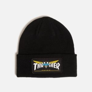 Thrashers collab with Venture Trucks  beanie.