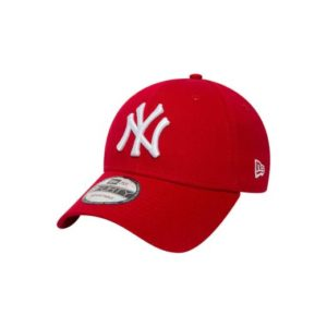 New Era MLB 9FORTY New York Yankees Cap  colore red