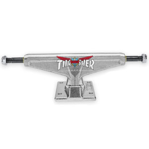 Venture x Thrasher Truck Polished (Purple Bushings) Hi 5.2