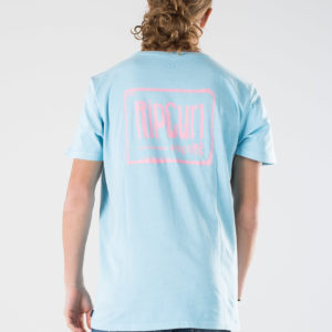 Native Glitch Tee rip curl