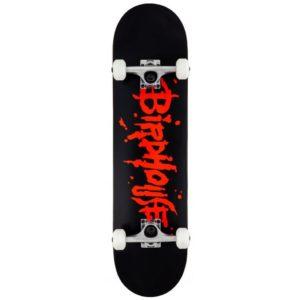 Birdhouse Stage 1 Blood Logo Complete Skateboard – 8″