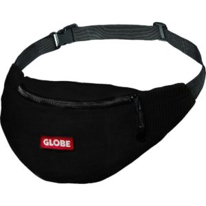 Globe Richmond Side Bag Ii Unisex Classic Side Bag in nero