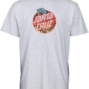 Santa Cruz Abduction Dot manica corta t-shirt