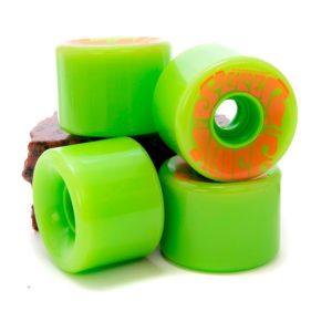 OJ – SUPER JUICE GREEN 60MM 78A SKATEBOARD WHEELS