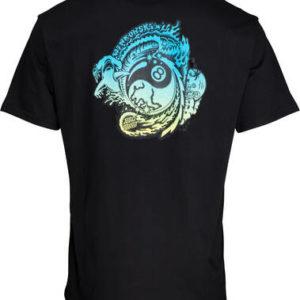 Santa Cruz Dope Planet Skate T-Shirt
