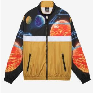 Planets Jacket: Australian Hard Court