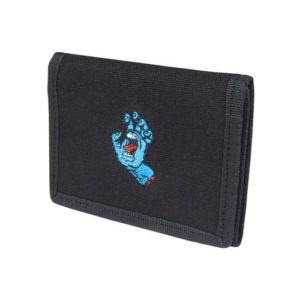 Santa Cruz Mini Hand Portafoglio (black)